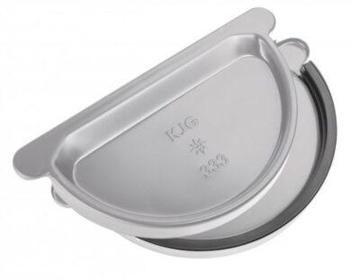 Čílko pozinkované bílo hliníkové  280 mm s gumou(0357)