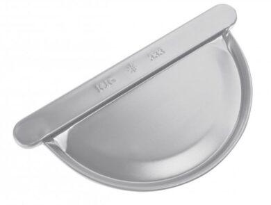 Čílko pozinkované bílo hliníkové  330 mm s gumou(0358)