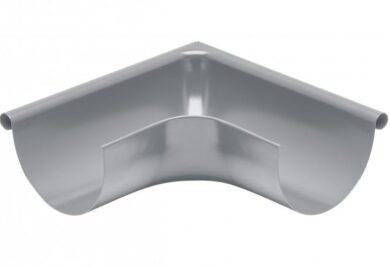 Roh pozinkovaný prachově šedý 200 mm vnější lisovaný(0549)