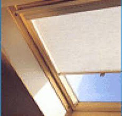 VELUX roleta zastiňovací F06 pro okno 66 x 118 cm(10282)