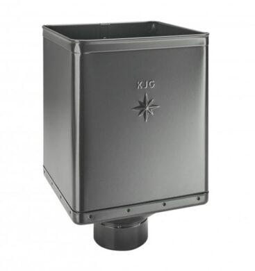 Kotlík pozinkovaný sběrný DESIGN antracit  80 mm(2885)
