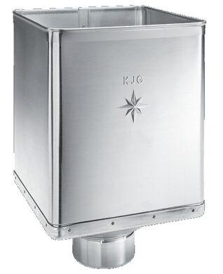 Kotlík pozinkovaný sběrný DESIGN excentrický 120 mm(2898)