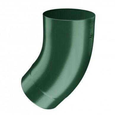 Koleno pozinkované mechově zelené 100/40st. lisované(4203)