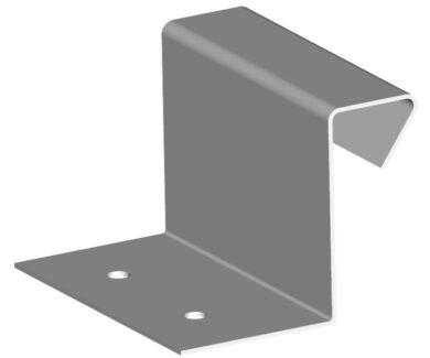 Příponka pevná pozinkovaná(5256)