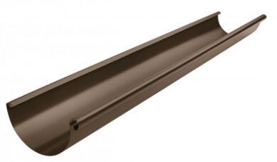 Žlab pozinkovaný hnědý 330 mm, délka 4 m(5674)