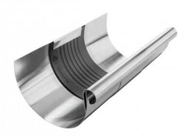 Dilatační žlab titanzinkový 330 mm, délka 260 mm(7086)