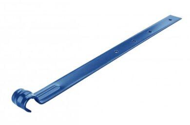 Držák žlabu pozinkovaný modrý na žlab 280 mm(7516)