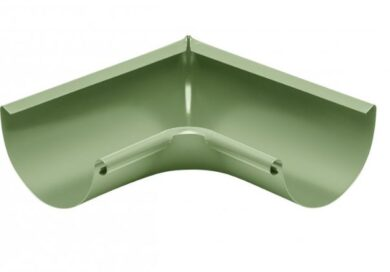 Roh pozinkovaný trávově zelený 250 mm vnitřní(9309)
