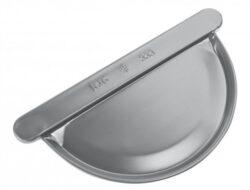 Čílko pozinkované prachově šedé 250 mm