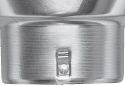 Kotlík pozinkovaný sběrný kubický 120 mm(10863)