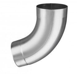 Koleno titanzinkové 100/ 72 lisované