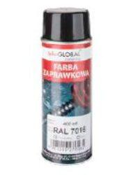 Barva prachově šedá RAL 7037 - 400 ml