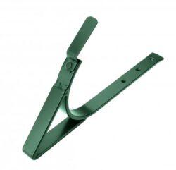 Hák hliníkový mechově zelený sámový zpevněný