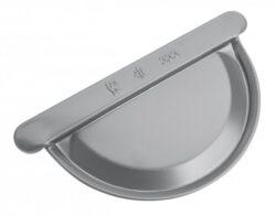 Čílko hliníkové světle šedé 400 mm