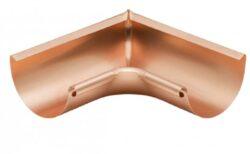 Roh měděný 400 mm vnitřní lisovaný