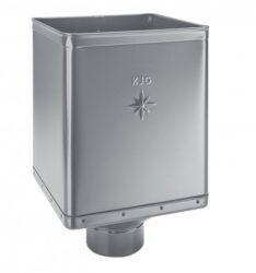 Kotlík pozinkovaný sběrný DESIGN prachově šedý 120 mm