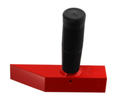 Zahraňovací klempířské kladívko (pogumovaná rukojeť) - 161401