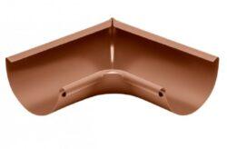 Roh hliníkový měděno hnědý 330 mm vnitřní