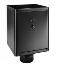 Kotlík hliníkový černý sběrný  80 DESIGN