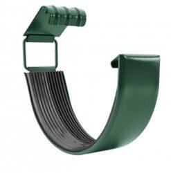 Spojka žlabu pozinkovaná mechově zelená 280 mm