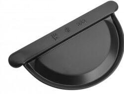 Čílko hliníkové černé 400 mm