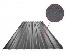 Plech trapézový antracit  RAL 7016, TR18B-stěnový 0,50mm matný