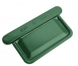 Čílko pozinkované hranaté mechově zelené 400 mm