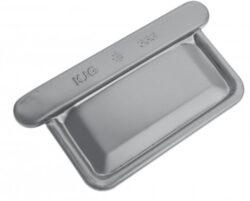 Čílko pozinkované hranaté prachově šedé 330 mm
