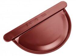 Čílko pozinkované ocelově červené 250 mm