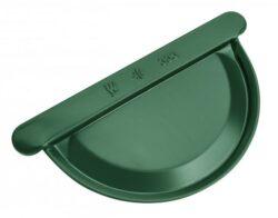 Čílko hliníkové mechově zelené 400 mm