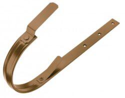 Hák pozinkovaný metalický měděný 330/550 mm, pás. 30/5 mm
