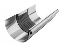 Dilatační žlab titanzinkový 330 mm, délka 260 mm