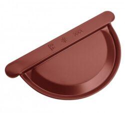 Čílko hliníkové ocelově červené 280 mm