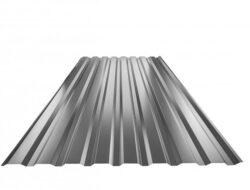 Plech trapézový antracit  RAL 7016, TR18B-stěnový 0,55mm lesklý