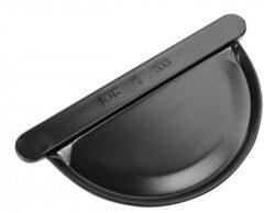 Čílko pozinkované černé 400 mm