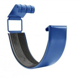 Spojka žlabu pozinkovaná modrá 280 mm