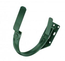 Hák pozinkovaný mechově zelený 400 mm do čela krokve