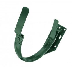 Hák pozinkovaný mechově zelený 200 mm do čela krokve
